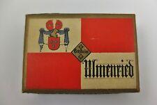 Zigarettenschachtel Eckstein Ulmenried Dresden Pappschachtel Reklame Zigaretten