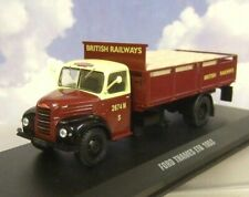 IXO 1/43 D/CAST FORD THAMES ET6 TRUCK/LORRY BR BRITISH RAIL RAILWAYS 1953 TRU018
