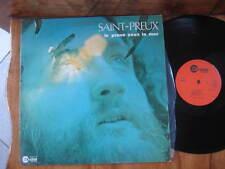 """SAINT-PREUX LE PANIO SOUS LA MER VINYL RECORD LP 12"""" GATEFOLD"""