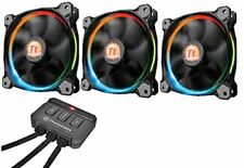 Cl-f043-pl14sw-b Thermaltake Riing 14 (3 Fan Pack) Computer Case Ventilatore Cl-
