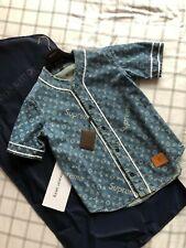 Louis Vuitton x Supreme Baseball Jersey size XS