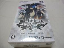 New 7-14 Days to USA. PSP Black Rock Shooter The Game WRS Charm Box. Japanese