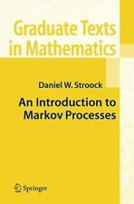 An Introduction to Markov Processes (Graduate Texts in Mathematics)-ExLibrary