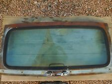 Ranch Wagon Hatch w/ Glass 1952 -1954 Ford OEM Bare Hatch Assembly *No Handle*
