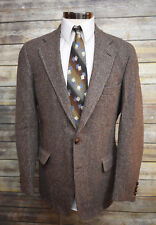 Men's Clothing Vintage Chaps By Ralph Lauren Tweed Plaid Jacket Size 42r Last Style Clothing, Shoes & Accessories