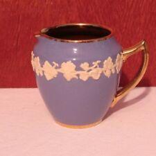 Earthenware Blue Sadler Pottery
