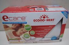 eCare EB152D Extra Low Voltage Electric Blanket - Queen Si