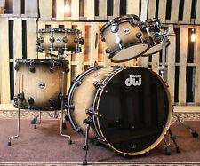 """DW Collector's """"VLT"""" Super Maple Curl Drum Set - 22,10,12,16,6.5x14 - SO#1152132"""
