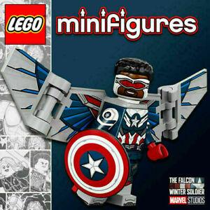 Minfigur/Figur - LEGO® 71031 Marvel Studios Avengers #5 Falcon NEU&OVP