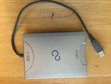Fujitsu USB Floppy Disk Drive 2X Speed FDD FMV-NFD52S Very good condition