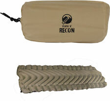 Klymit Inertia Static V Recon Coyote Tan Campout Ultralight Camping Sleeping Pad