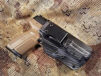 Gunner's Custom Holsters fits FN 5.7 IWB Concealment  customize YOUR holster