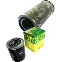 MANN-Filter Set Ölfilter Luftfilter Inspektionspaket MOL-9694667