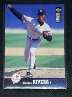 1997 Upper Deck Collectors Choice MARIANO RIVERA #405 New York Yankees
