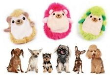 Small Dog Toy Dog Cuddle Carry Comfort Toy Squeaky Squeak Hogster Dog Toy