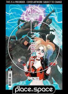 (WK27) BATMAN / FORTNITE: ZERO POINT #6A PREORDER INCLUDES DLC CODE