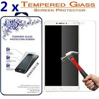 [2 Pack] For Xiaomi Max / Mi Max [Tempered Glass] HD Screen Protector Film