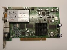Hauppauge WinTV PVR-250 PAL 48134 PCI TV Tuner Card for PC