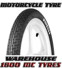 PIRELLI CITY DEMON 2.75-18 (42P) Front Tyre Motorcycle Commuter Cross Ply Tyre