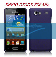 CASE COVER SAMSUNG GALAXY S ADVANCE i9070 HARD PURPLE