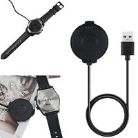 For TicWatch Pro Bluetooth Smart Watch USB Charging Cable Cradle Dock Charger