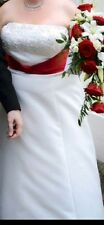 Stunning Bridal Gown Forever Yours Size 20