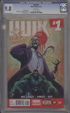 Hulk #1 / Cgc 9.8 / 1210540019