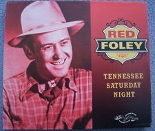 RED FOLEY Tennessee Saturday Night 2 x CD Country Boogie Hillbilly