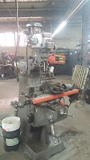 Bridgeport Series 1 2 HP Vertical Mill Milling Machine with DRO