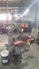Bridgeport Series 1 2 HP Vertical Mill Milling Machine with DRO