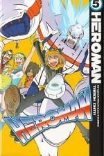 HeroMan, volume 5-ExLibrary