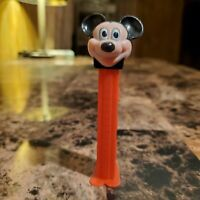 VINTAGE DISNEY MICKEY MOUSE PEZ DISPENSER MADE IN HUNGARY