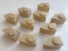 Exin Castillos PDJ -- 10 Ladrillos semi curvo derecha