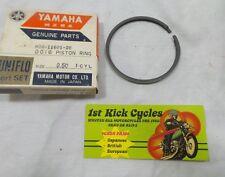 NOS YAMAHA Snowmobile SL338B SL338 Piston Rings 1969-1973 0.50  806-11601-20 OEM