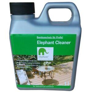 Elephant Cleaner für CoBAM Terrassendielen Bambus-Dielen Reinigungskonzentrat