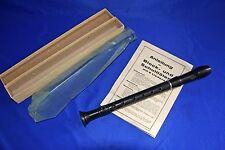 Pastalit Bloc Flûte Scolaire de la flûte Sopran C Markneukirchen bakélite -1