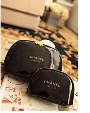 New Chanel SnowFlake Makeup Case/Bag Set