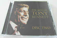 Tony Bennett - The Best Of / Disc 2 (CD Album) Used very good