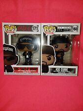 Funko Pop! Rocks - Eric Eazy E Wright #171 - Ice Cube #160
