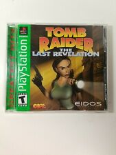Tomb Raider: The Last Revelation (Sony PlayStation 1, 1999)
