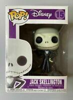 Disney NBX JACK SKELLINGTON #15 Vinyl Figure NEW /& IN STOCK Funko Pop