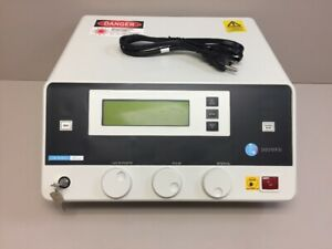 DIOMED 15 PLUS 15W SURGICAL LASER W/ KEY AND POWER CORD