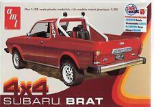 AMT 1128m 1/25 1978 Subaru Brat Pickup 2t Plastic Model Kit