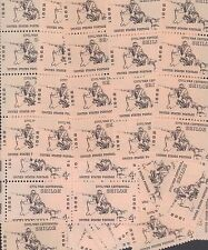 {BJ Stamps} #1179   Battle of Shiloh. 100 Unused 4 cents stamps.  Issued in 1962
