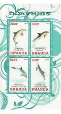 Delfini - Foglio di 4 Francobolli -