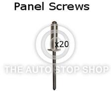 Panel Screw Nail 2,9  Peugeot Range Boxer/Expert/ION/Partner etc 20pk 10623pe