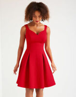 BRAVISSIMO  PD480 PHOENIX DRESS IN RED RRP £90.00 (106)