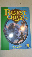 Adam Blade - Beast Quest, Tome 5 : Le monstre des neiges