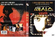 Tesis (1996) - Ana Torrent, Fele Martinez  DVD NEW
