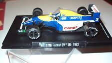 1/43ième - WILLIAMS RENAULT FW14B - 1992
